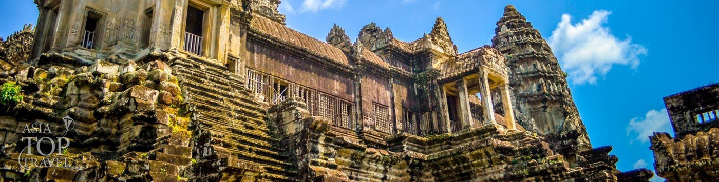 Discover The Majestic Cambodia