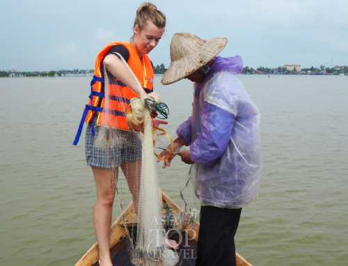Fishing Village Culture & Basket Boat Tour, An Authentic Experience