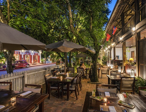 Luang Prabang Restaurants, Food and Drinks