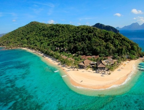Con dao, paradise of natural beauty