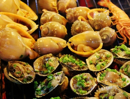 Speciality Dishes of Phu Quoc