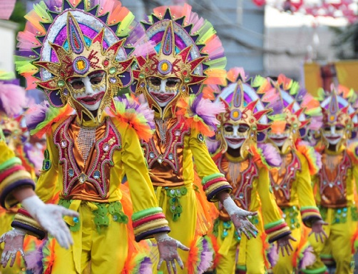 Cambodia the country of big festivals
