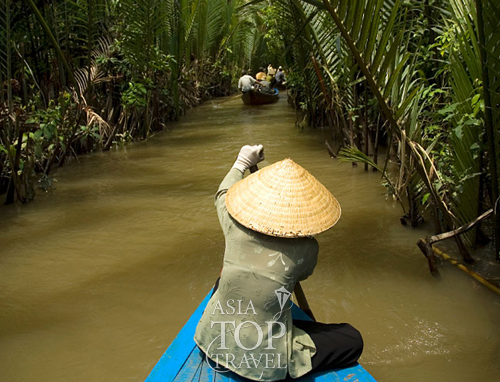 Highlights of Saigon and Mekong delta