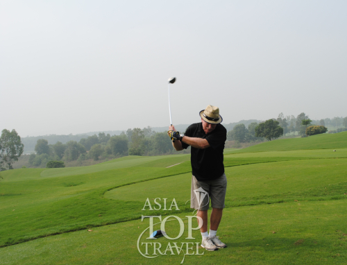 Central Vietnam Sightseeing And Golfing