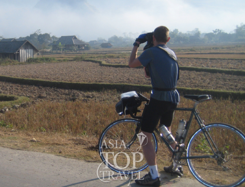 Vietnam Cycling Southbound