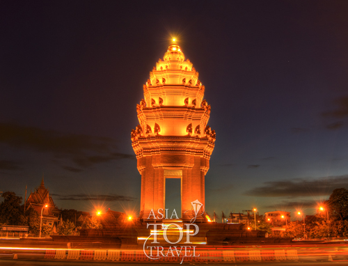 Victory Monument - Cambodia