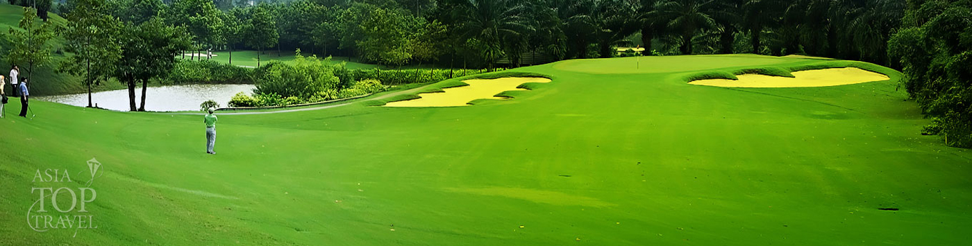 Grand Vietnam Golf Tour