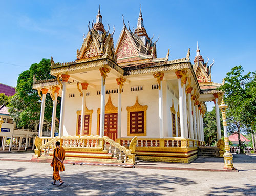 Sihanouk Ville Tour From Sihanouk Port