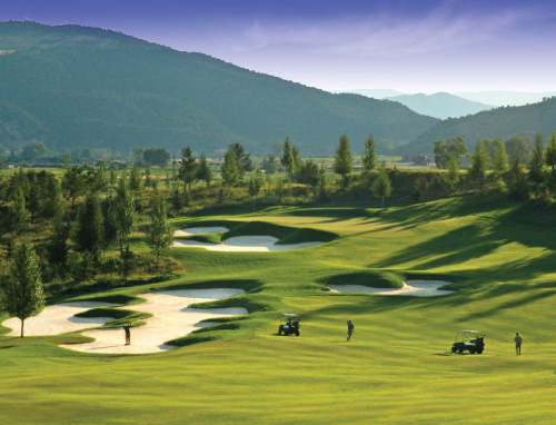 Northern Vietnam Scenic Golf Tour