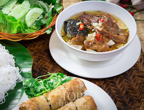 Hanoi Street Food Tour